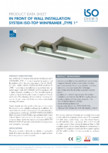 Precadru ISO Chemie - ISO-TOP WINFRAMER Type 1