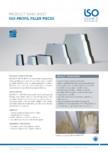 Profile din spuma PE  ISO Chemie - ISO-PROFIL FILLER PIECES