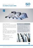 Profile din spuma PE  ISO Chemie - ISO-PROFIL FILLER STRIPS