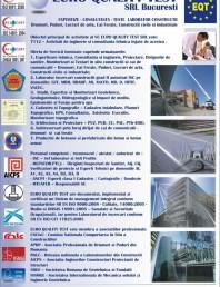 Prezentare EURO QUALITY TEST