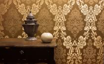 Tapet vinilic exclusivist  Kolizz-artreuneste in colectiile sale experienta luxului si a calitatii olandeze, astfel ca modelele de tapet obtinute sunt fastuoase si rezistente.