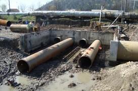 Proiectare constructii hidrologice şi hidrogeologice, hidrotehnice ECO AQUA DESIGN