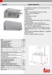 Hota incorporabila / free-standing TEKA - DHI 90