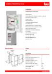 Combina frigorifica incorporabila TEKA - CI 342