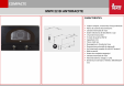 Cuptor compact, microunde TEKA - MWR 22 BI ANTHRACITE
