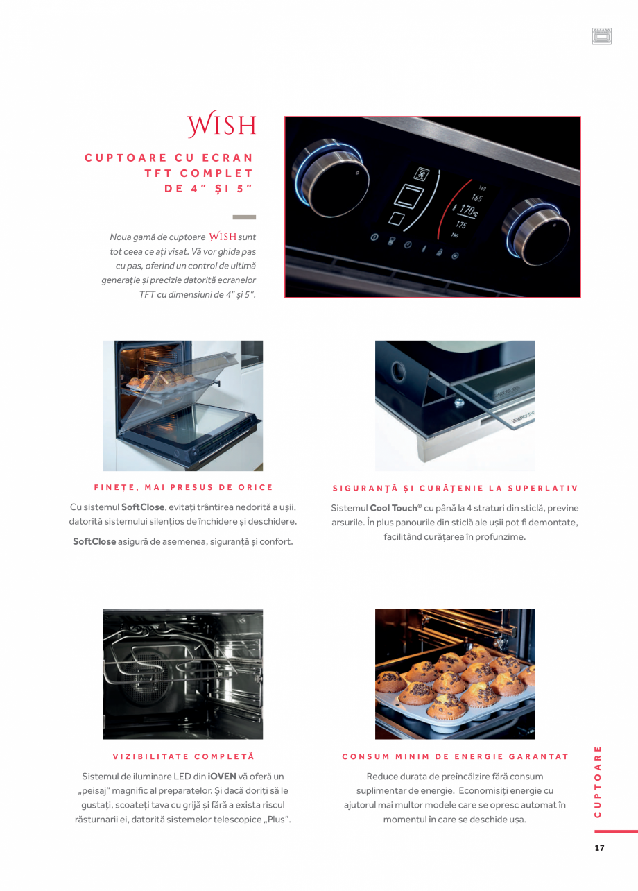 Pagina 8 - Cuptoare compacte, cu aburi TEKA CLC 855 GM, CP 15 GS, HLC 844 C, HLC 860 P, ML 822 BIS L...