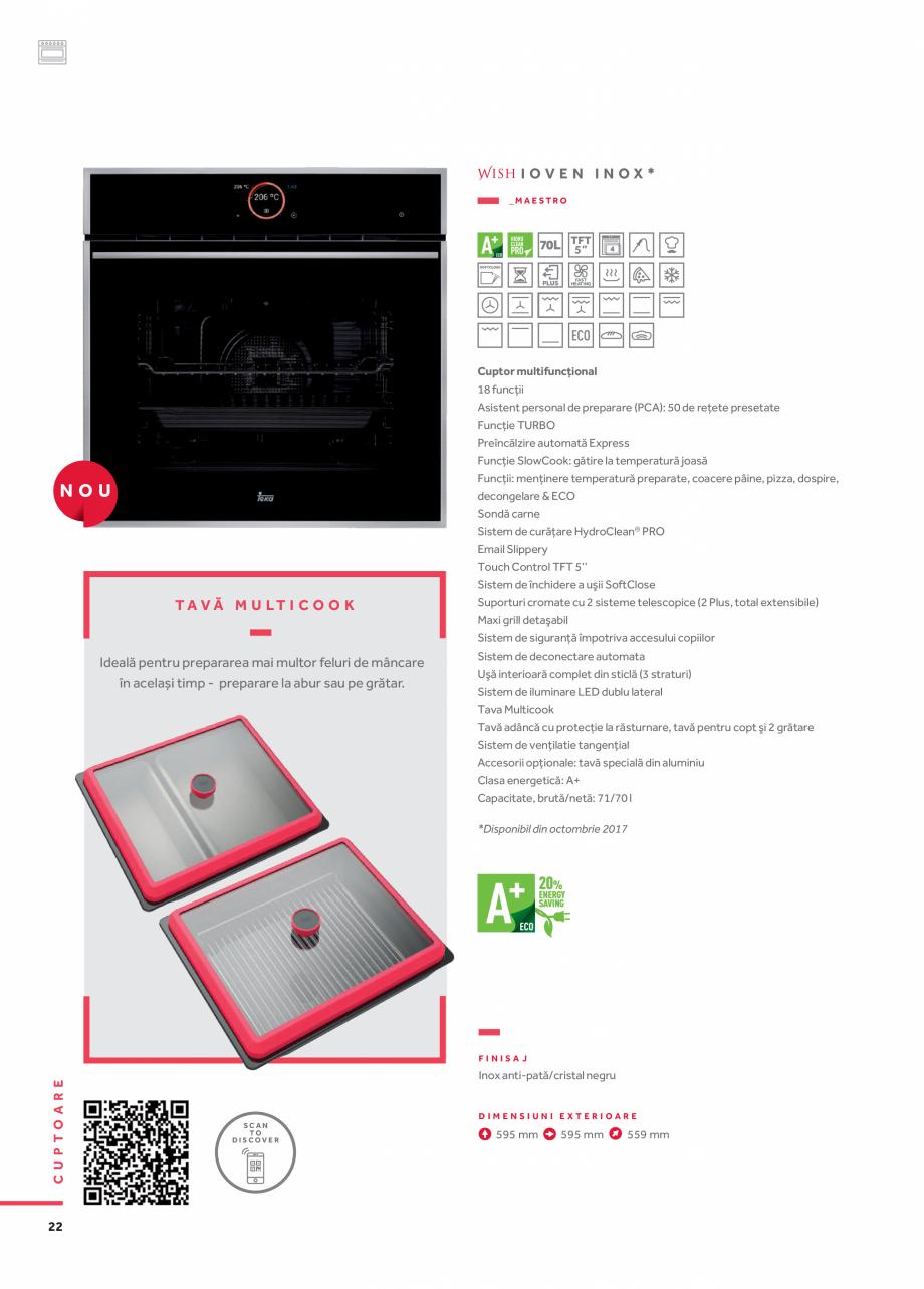 Pagina 13 - Cuptoare compacte, cu aburi TEKA CLC 855 GM, CP 15 GS, HLC 844 C, HLC 860 P, ML 822 BIS ...