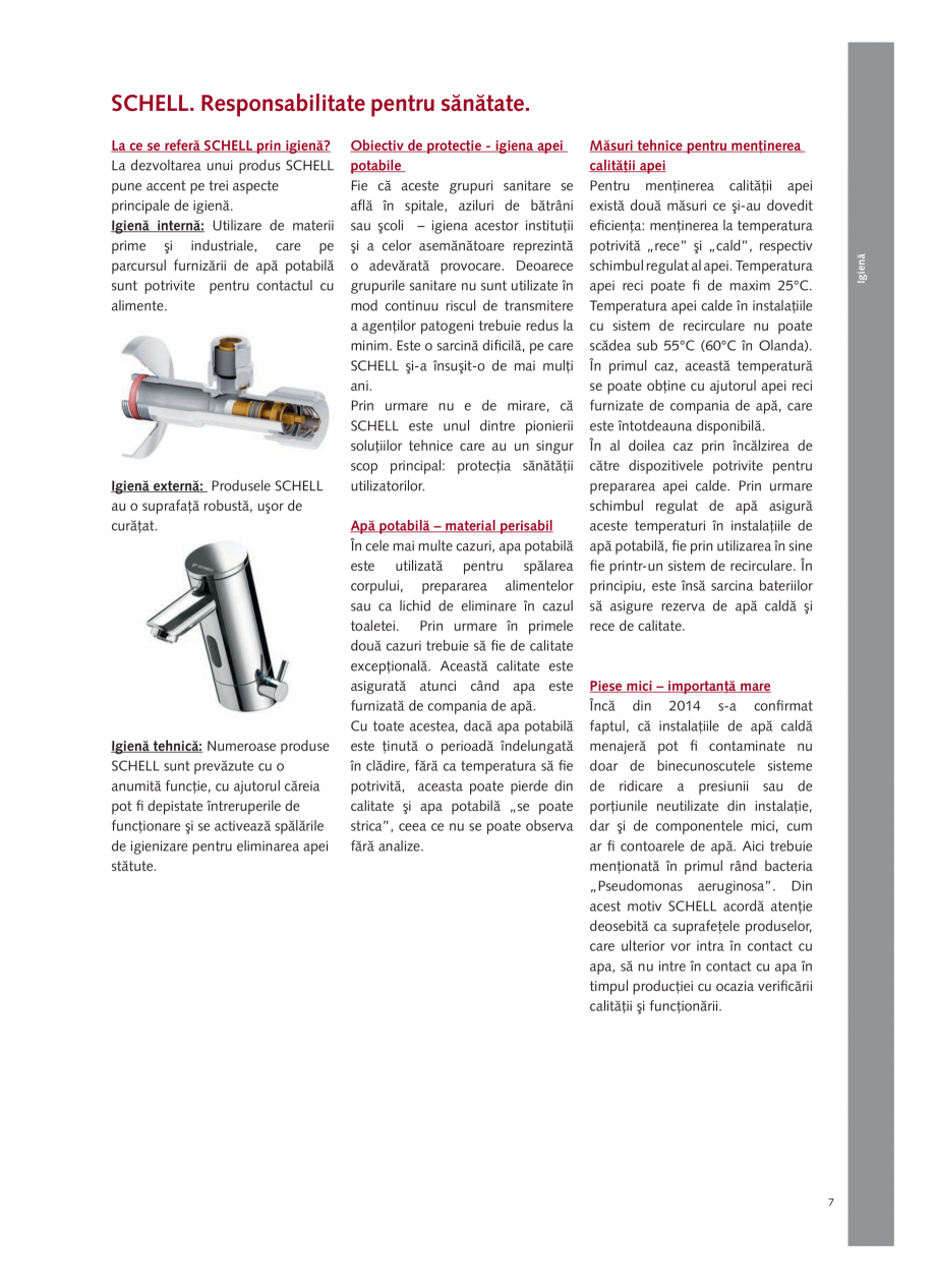 Pagina 9 - Schell - Catalog general - 2020-2021  Catalog, brosura Romana  1.47  01 294 06 99  1.21  ...