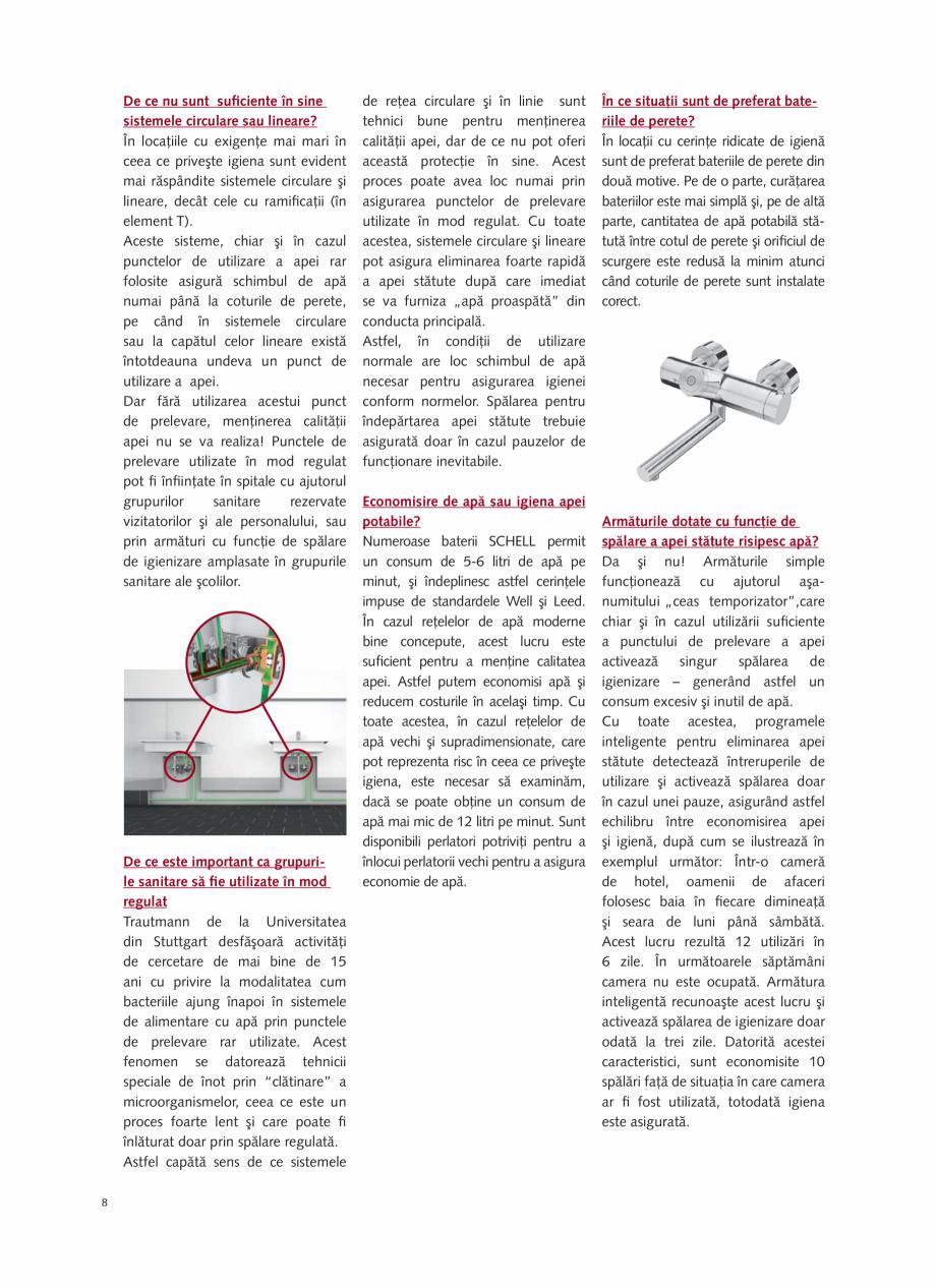 Pagina 10 - Schell - Catalog general - 2020-2021  Catalog, brosura Romana   01 802 00 99  1.69  01...