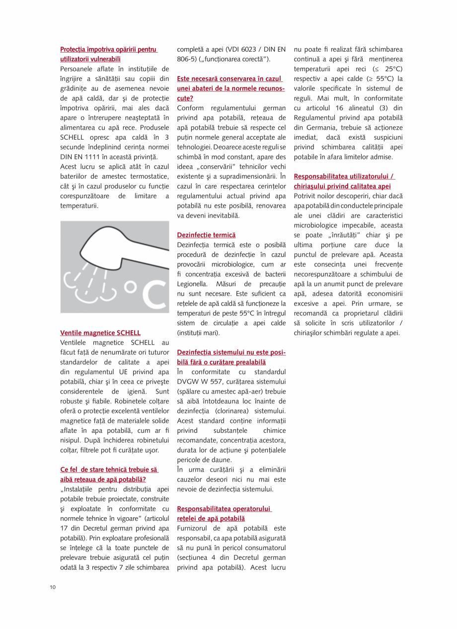 Pagina 12 - Schell - Catalog general - 2020-2021  Catalog, brosura Romana   01 941 28 99  1.51  02...