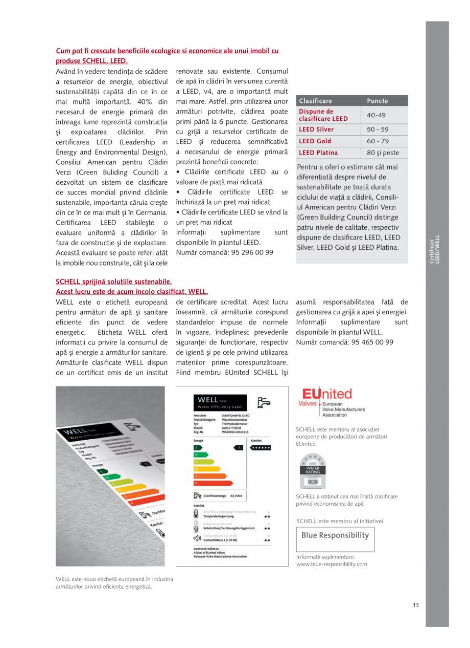 Pagina 15 - Schell - Catalog general - 2020-2021  Catalog, brosura Romana  123 06 99  2.10  03 550...
