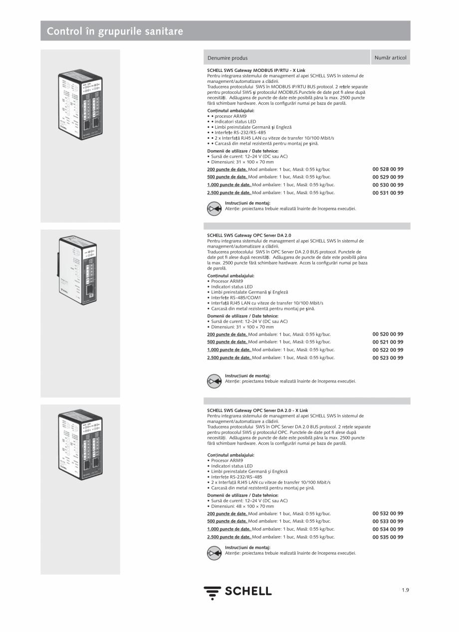 Pagina 27 - Schell - Catalog general - 2020-2021  Catalog, brosura Romana  de bolile cauzate de...