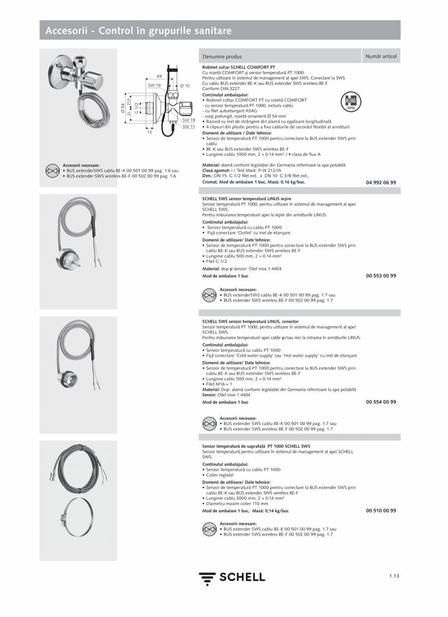 Pagina 31 - Schell - Catalog general - 2020-2021  Catalog, brosura Romana ână atunci din punct de ...
