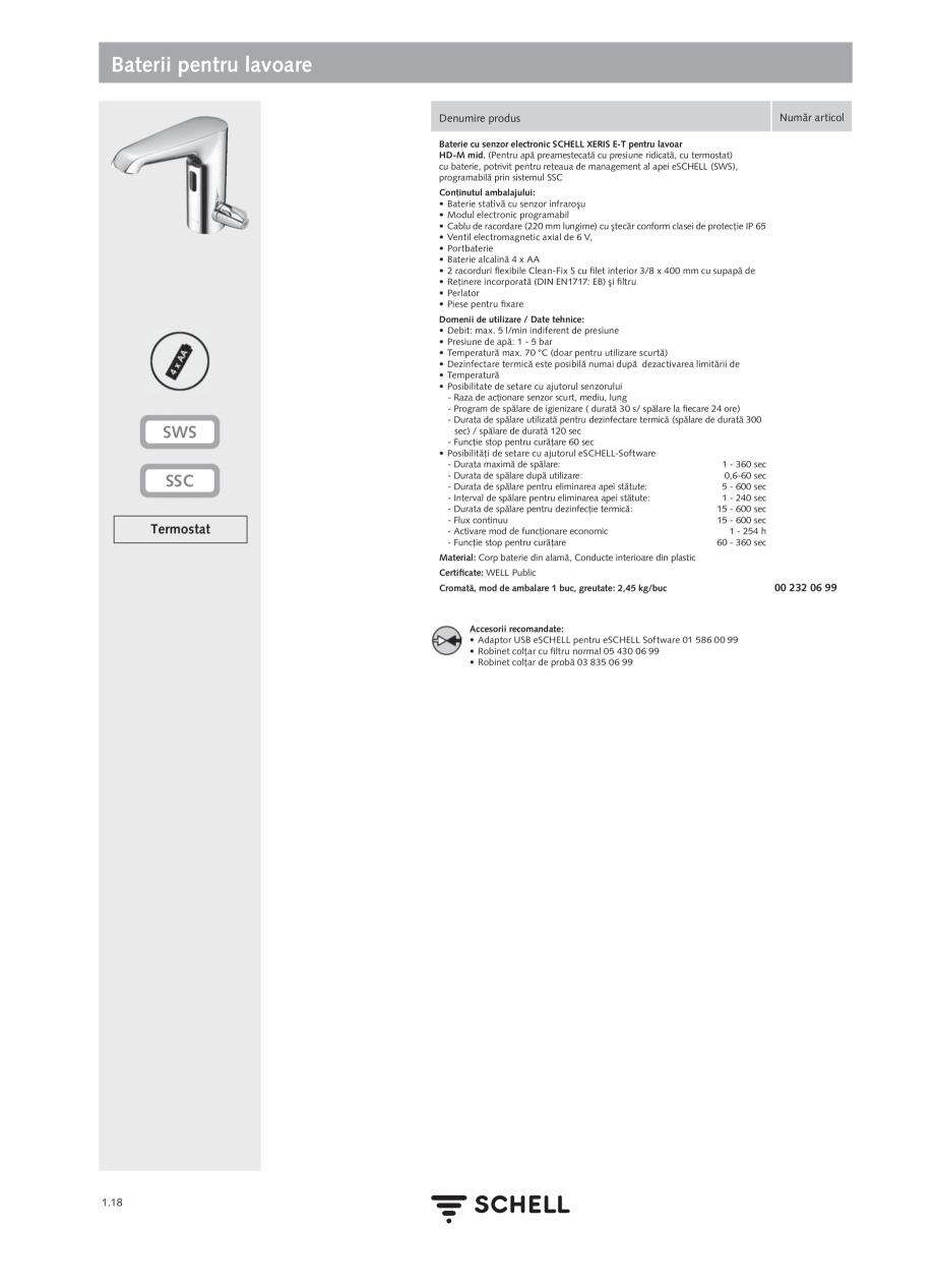 Pagina 36 - Schell - Catalog general - 2020-2021  Catalog, brosura Romana mativ 120 l timp de 40 ani...