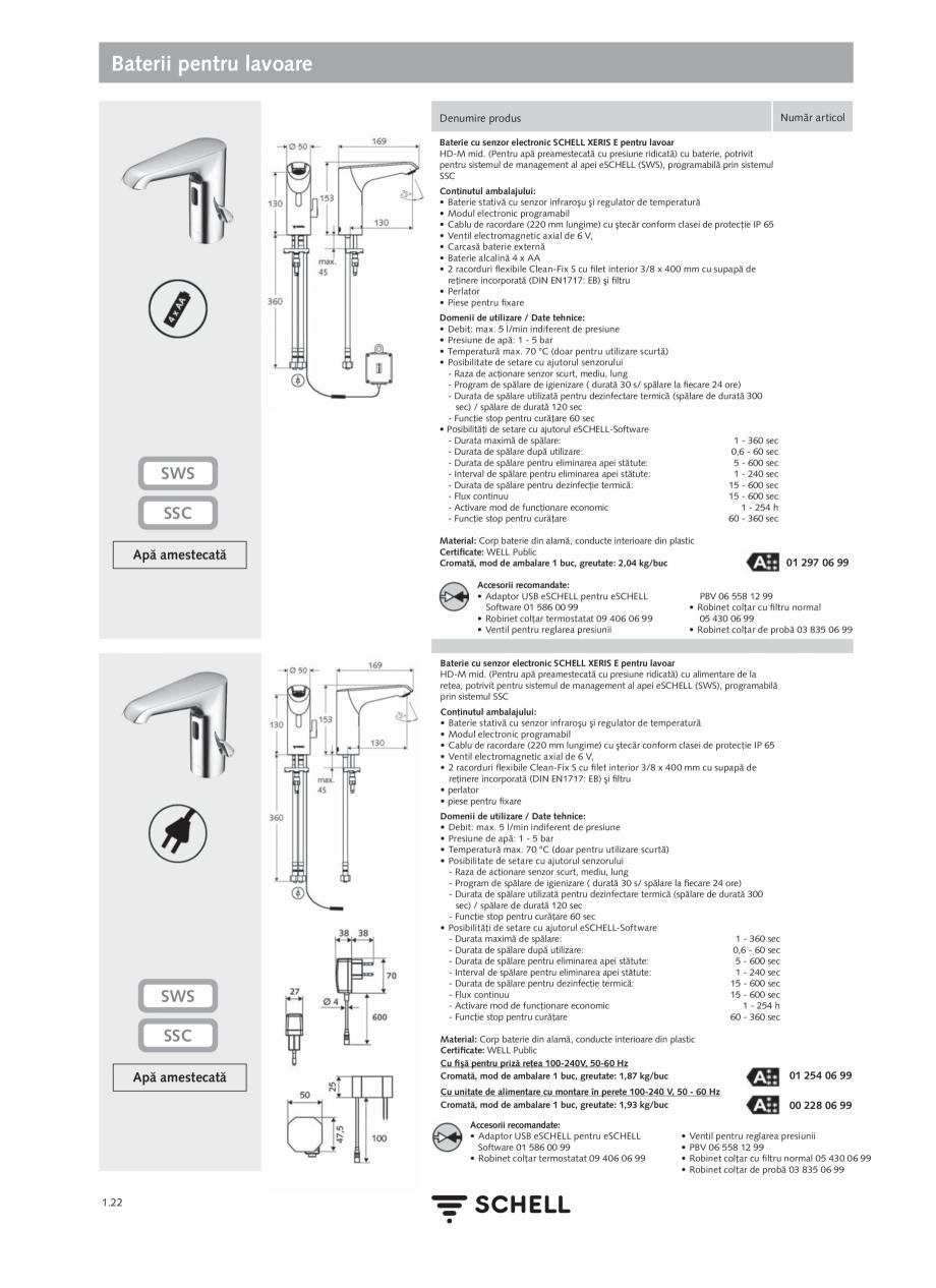 Pagina 40 - Schell - Catalog general - 2020-2021  Catalog, brosura Romana � clasificare, SCHELL...