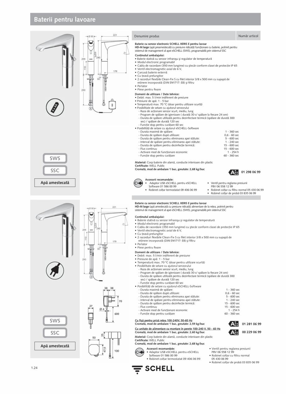 Pagina 42 - Schell - Catalog general - 2020-2021  Catalog, brosura Romana ea semnificativă Energy...