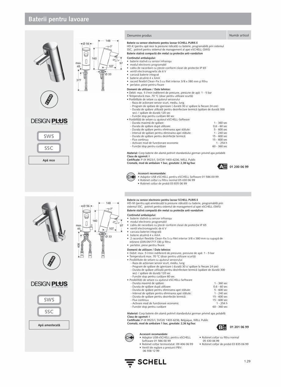 Pagina 47 - Schell - Catalog general - 2020-2021  Catalog, brosura Romana consecventă a...