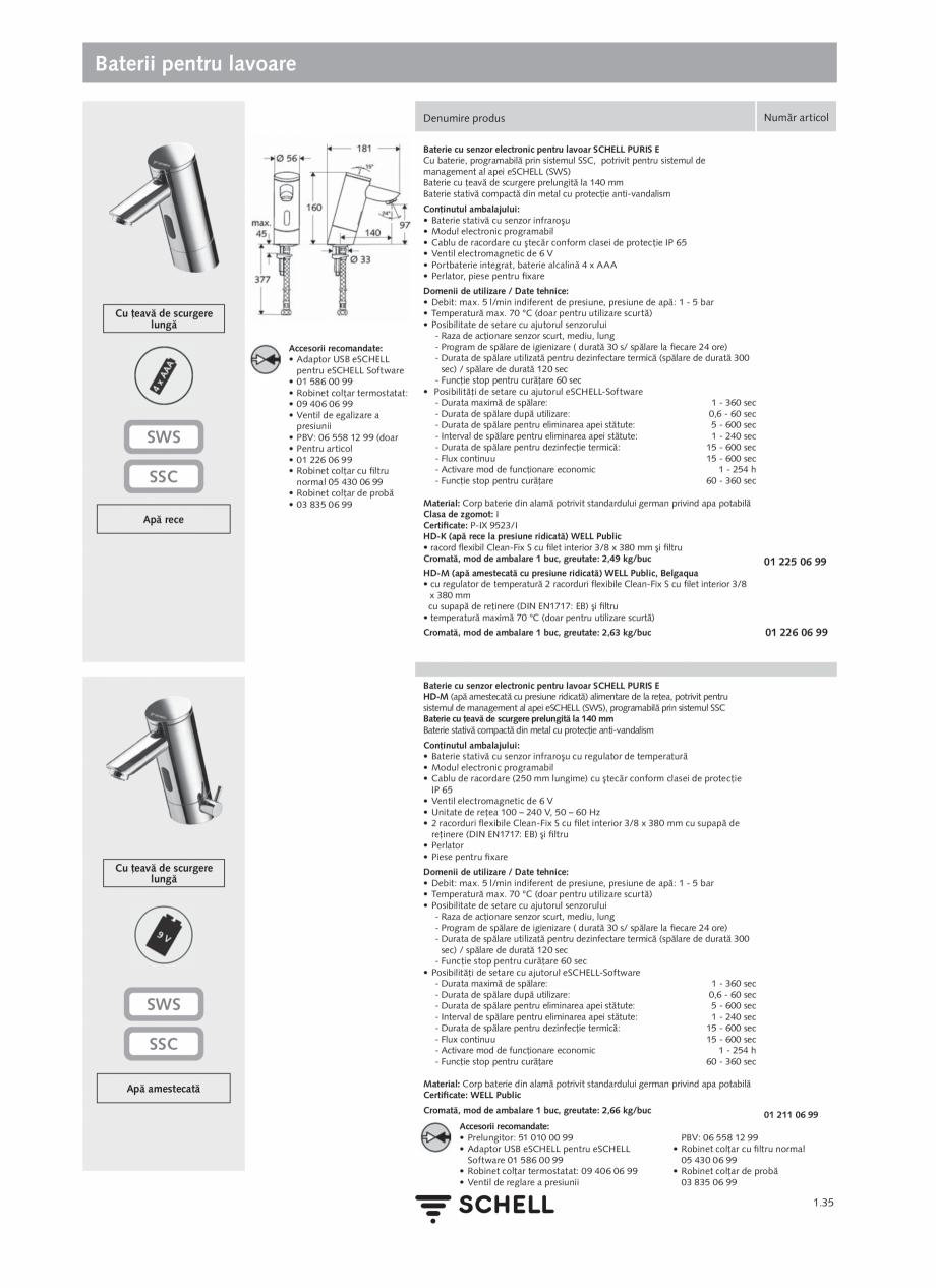 Pagina 53 - Schell - Catalog general - 2020-2021  Catalog, brosura Romana  la un server. Portalurile...