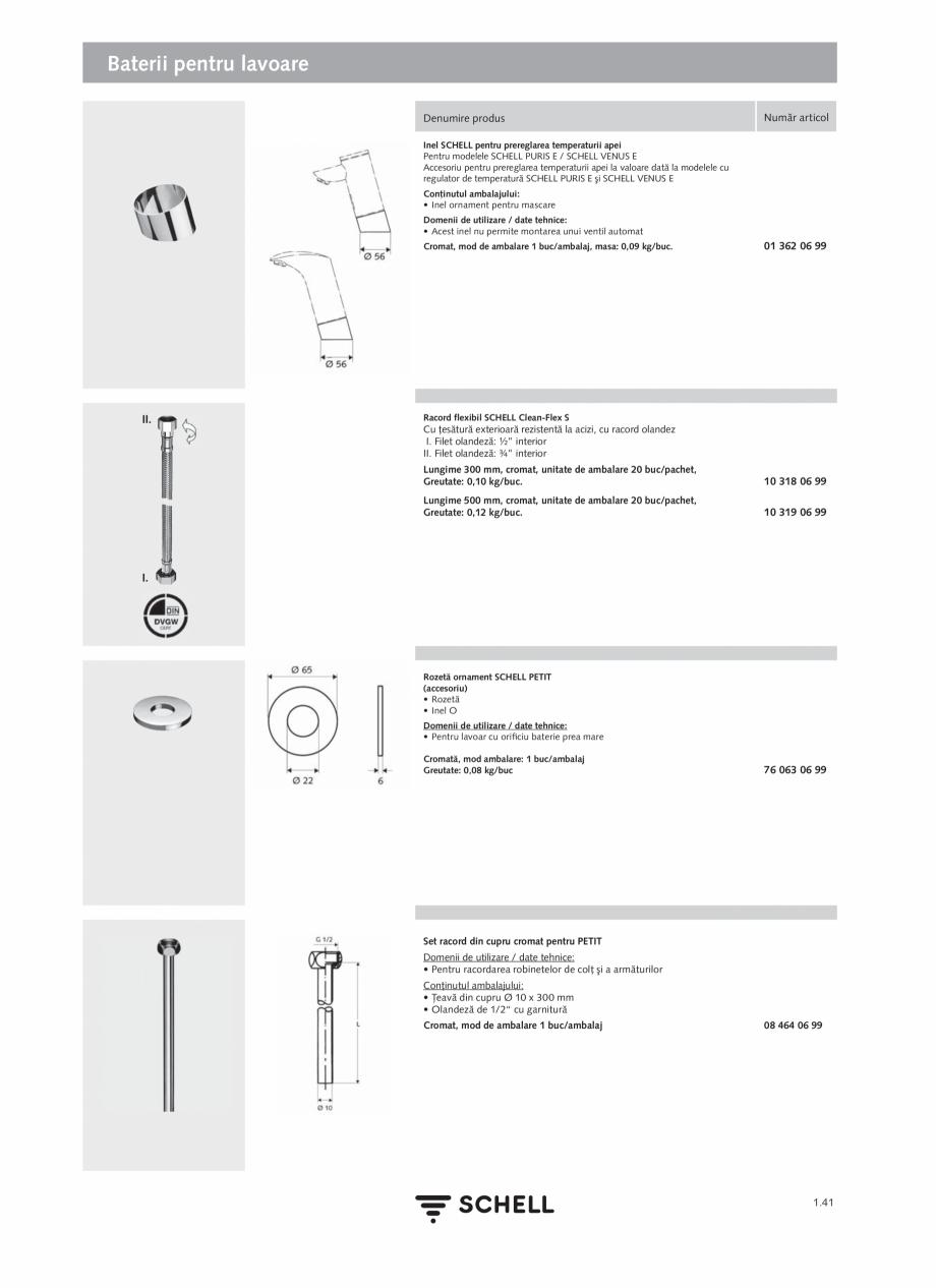 Pagina 59 - Schell - Catalog general - 2020-2021  Catalog, brosura Romana patibilă SSC la un PC....