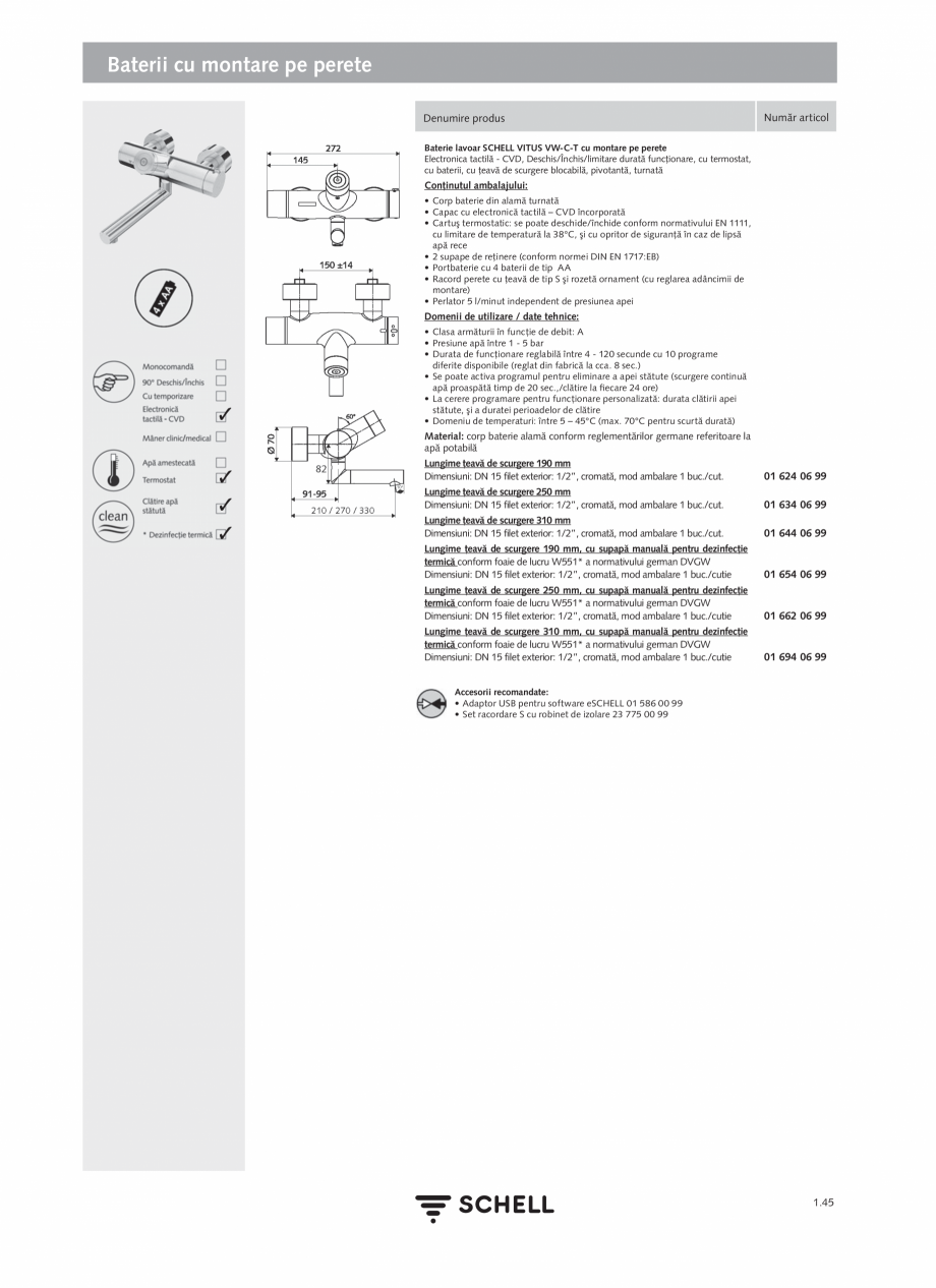 Pagina 63 - Schell - Catalog general - 2020-2021  Catalog, brosura Romana eţeaua mesh în cazul...
