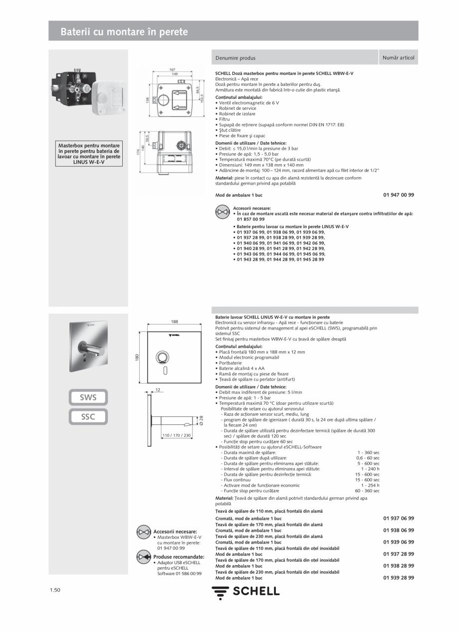 Pagina 68 - Schell - Catalog general - 2020-2021  Catalog, brosura Romana ăţi. Adăugarea de...