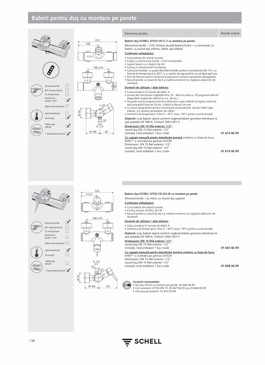 Pagina 76 - Schell - Catalog general - 2020-2021  Catalog, brosura Romana alare: 1 buc, Masă: 0.55 ...