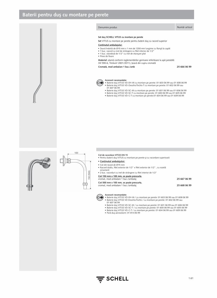 Pagina 79 - Schell - Catalog general - 2020-2021  Catalog, brosura Romana l direct al valvei...