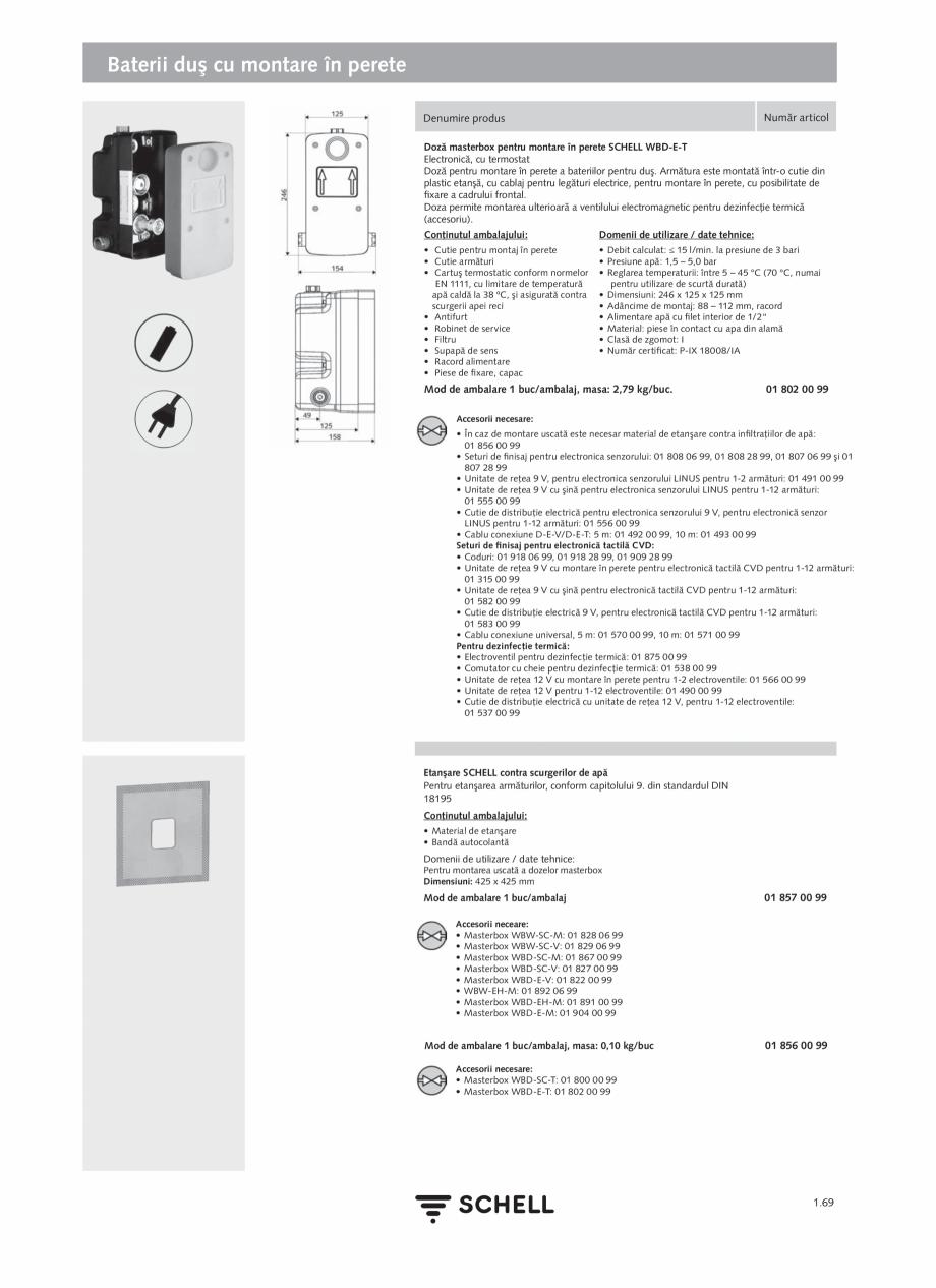 Pagina 87 - Schell - Catalog general - 2020-2021  Catalog, brosura Romana ru salvarea datelor •...