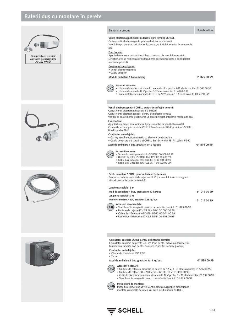 Pagina 91 - Schell - Catalog general - 2020-2021  Catalog, brosura Romana nfectare termică este...