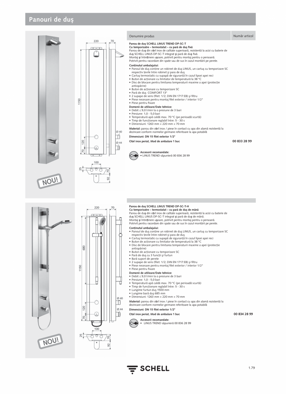 Pagina 97 - Schell - Catalog general - 2020-2021  Catalog, brosura Romana aroşu • Modul...