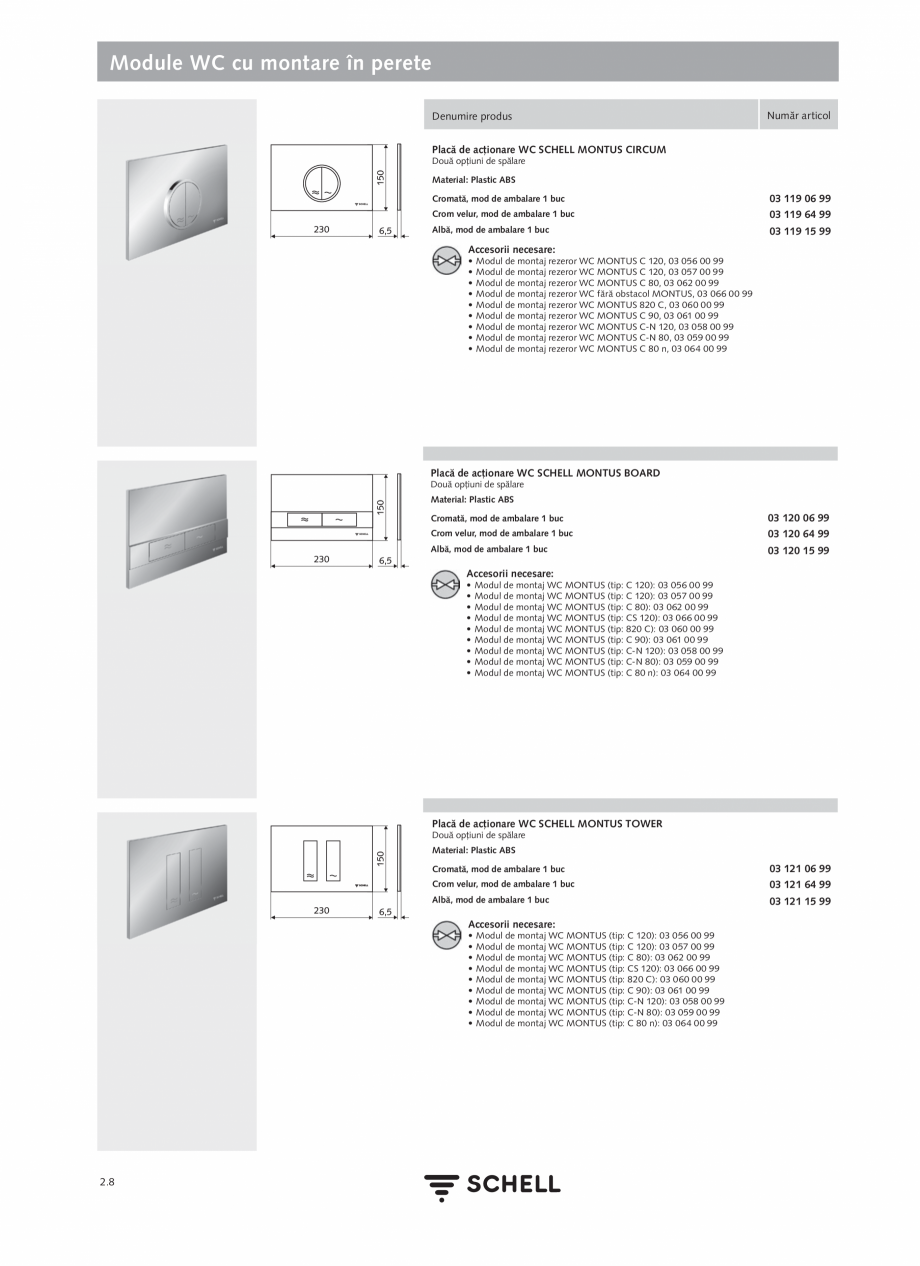 Pagina 112 - Schell - Catalog general - 2020-2021  Catalog, brosura Romana aptor USB eSCHELL pentru ...