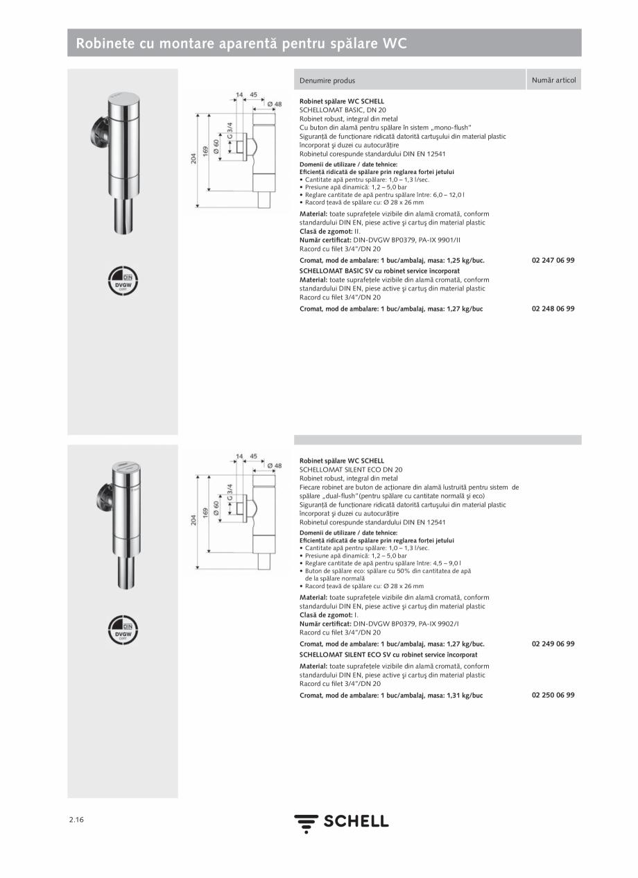 Pagina 120 - Schell - Catalog general - 2020-2021  Catalog, brosura Romana sec • Posibilităţi de...