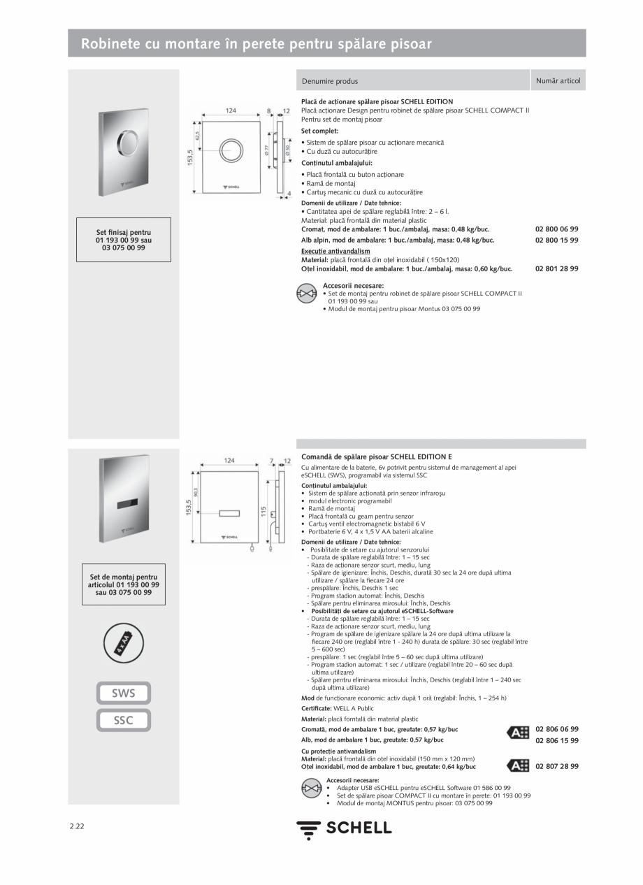 Pagina 126 - Schell - Catalog general - 2020-2021  Catalog, brosura Romana resiune ridicată)...