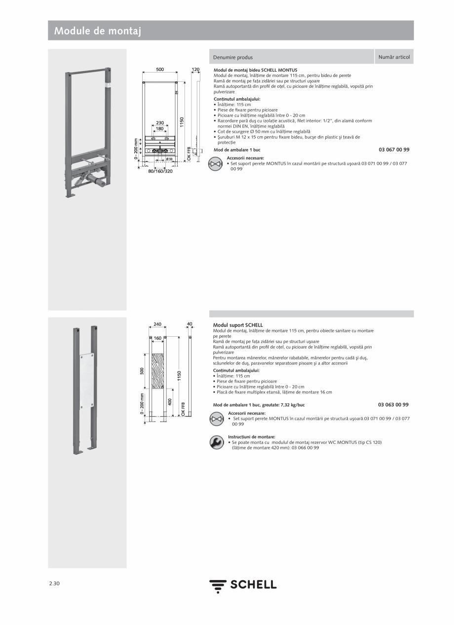 Pagina 134 - Schell - Catalog general - 2020-2021  Catalog, brosura Romana alaj  01 276 06 99  Cu...