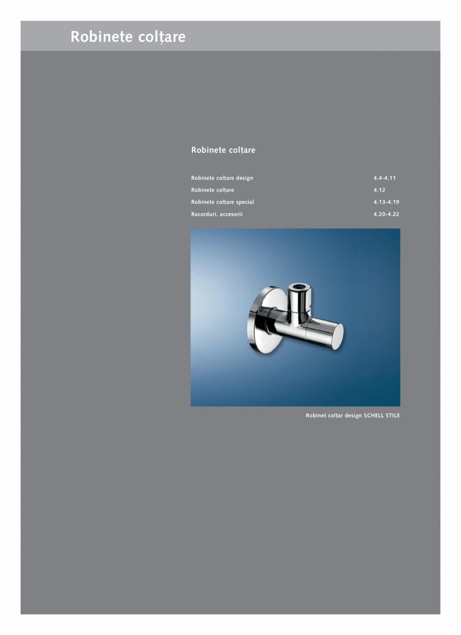 Pagina 159 - Schell - Catalog general - 2020-2021  Catalog, brosura Romana  1 - 240 sec - Durata de ...