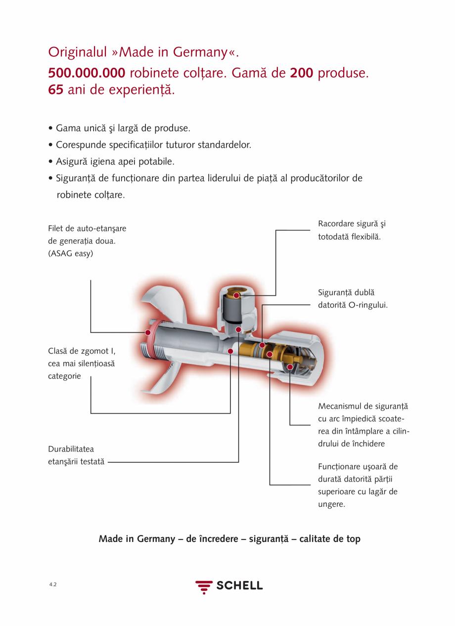 Pagina 160 - Schell - Catalog general - 2020-2021  Catalog, brosura Romana eschis) Baterie stativă ...