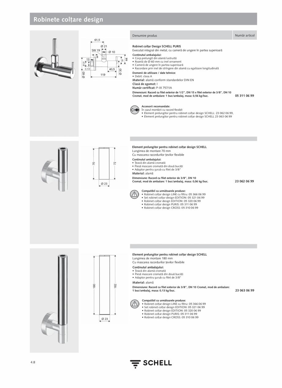 Pagina 166 - Schell - Catalog general - 2020-2021  Catalog, brosura Romana izată pentru...