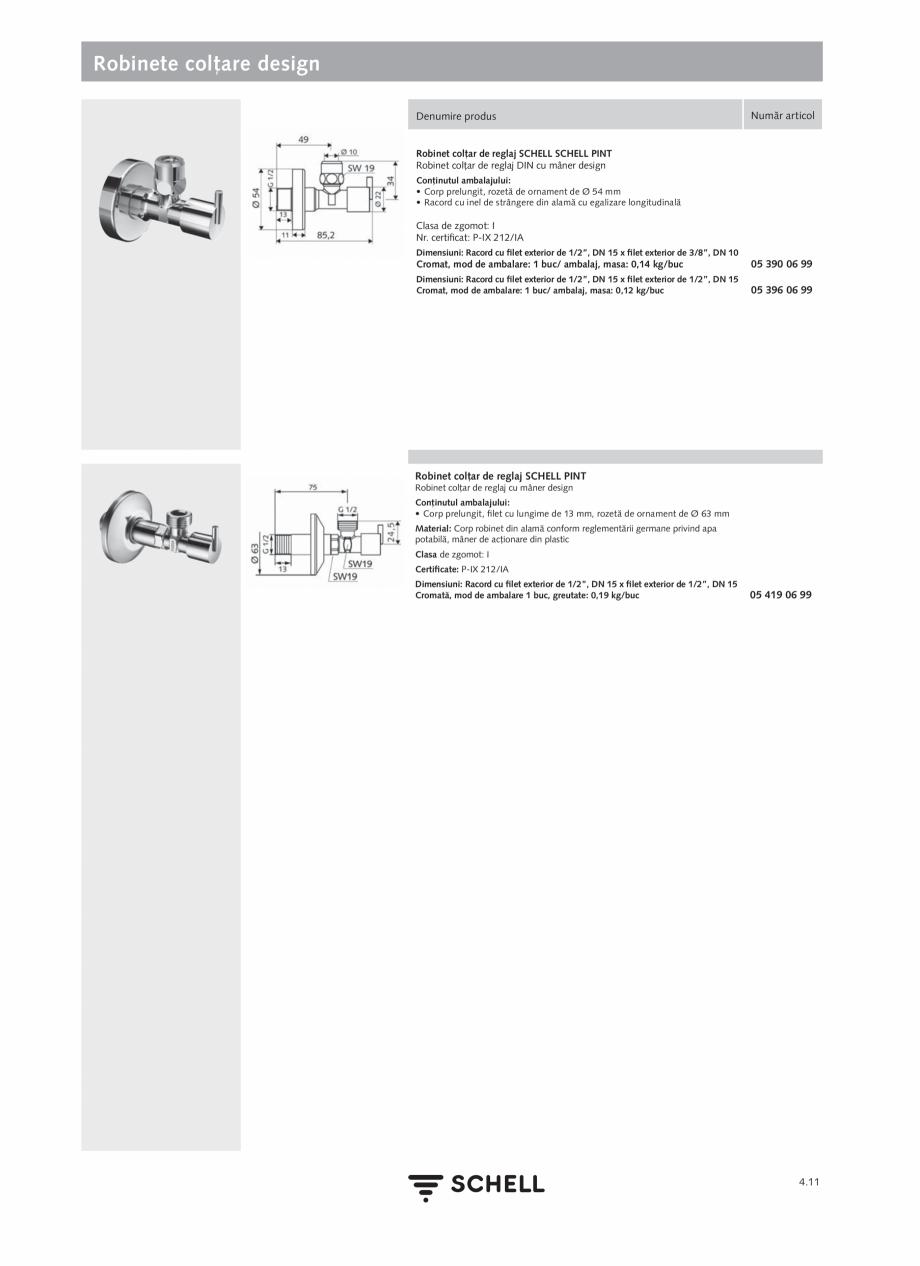 Pagina 169 - Schell - Catalog general - 2020-2021  Catalog, brosura Romana 1 buc/ambalaj, masa: 3,03...