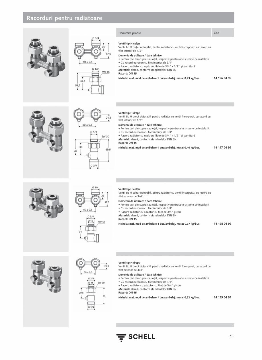 Pagina 183 - Schell - Catalog general - 2020-2021  Catalog, brosura Romana andardului EN 111, cu...