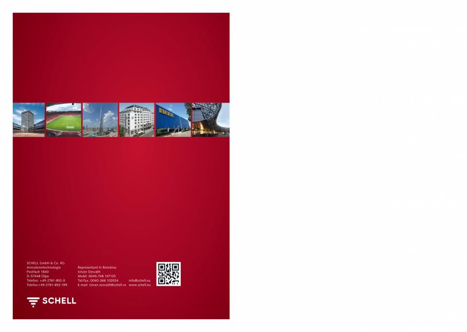 Pagina 196 - Schell - Catalog general - 2020-2021  Catalog, brosura Romana Lungime ţeavă de...