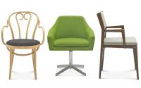 Scaune bistro Scaunele SENSIO sunt comode, au design atractiv si exceleaza prin rezistenta, caracteristici care le recomanda exploatarii publice.
