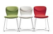 Scaune contemporane Scaunele SENSIO sunt potrivite pentru localuri cu atmosfera moderna, ele reflecta cele mai noi tendinte in materie de design mobiliar.