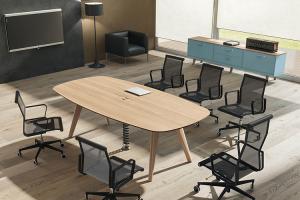 Mobilier pentru birouri Va propunem o gama larga de mobilier pentru birou ce se caracterizeaza prin ergonomie, functionalitate si design.