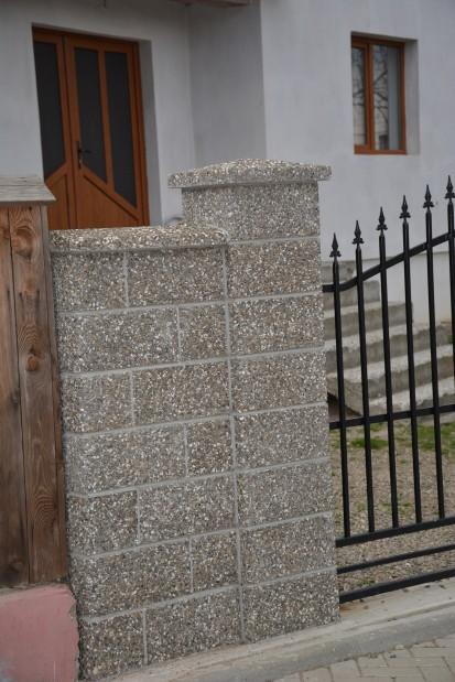 Gard din beton Arcadia, Split, Spalat, Arcada Garduri din beton - lucrari 2015