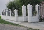 Garduri modulare din beton Spalat - Prefabet
