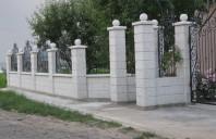 Garduri modulare din beton Spalat Prefabet