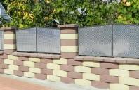 Garduri modulare din beton Arcadia Prefabet