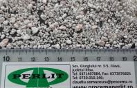 Perlit pentru constructii Procema Perlit comercializeaza alaturi de perlit expandat si produse pe baza de perlit precum materiale de constructii (sapa usoara si termoizolanta, tencuieli usoare si termoizolante, sisteme termo si fonoizolante pentru pardoseli).