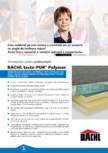 Placi termoizolante rigide din poliuretan BACHL - tecta-PUR® Polymer