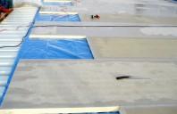 Termoizolatii din poliuretan pentru acoperisuri plane, terase si balcoane BACHL